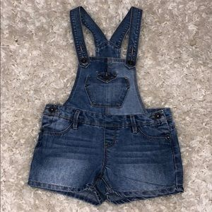 Other - Girls Overall Denim Shorts!